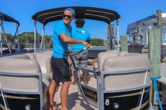 Fort walton beach pontoon boat rentals