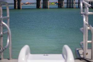 destin fl double decker pontoons