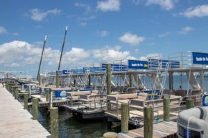 double fun pontoon boats destin